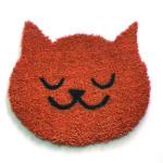Gato Naranja Felpudo