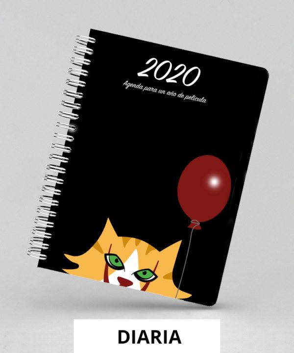 Agenda Gato Diaria